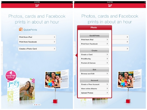 Walgreens Shopping App Easy Photos