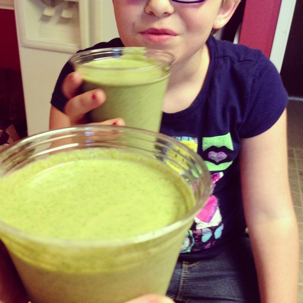 This Weekend Green Smoothies