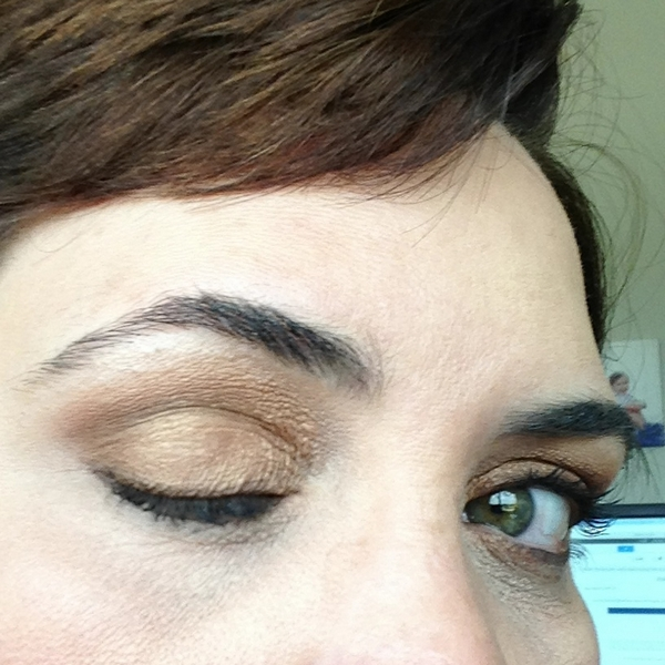 This weekend Eye Makeup