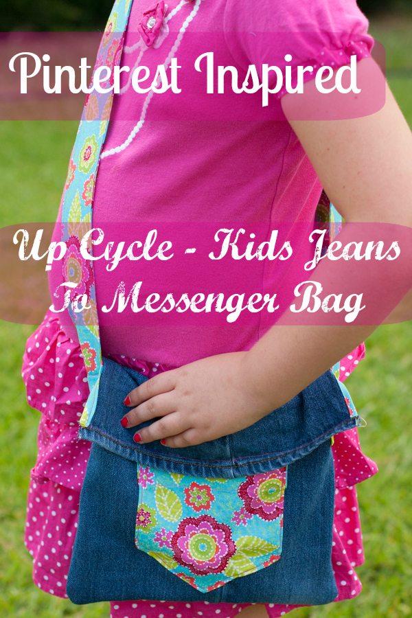 Pinterest Inspired, Up Cycle, Kids Jeans, Kids Clothes, Craft, DIY, Around the House, Homebody