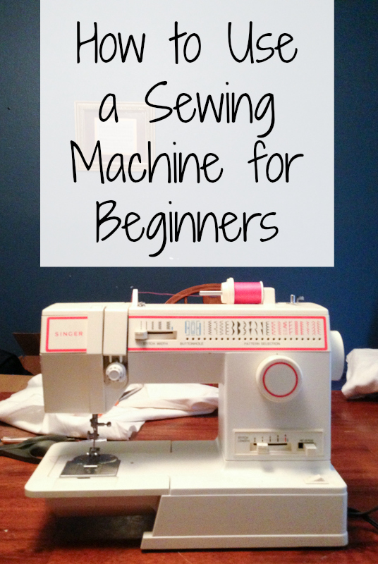 How To Use A Sewing Machine Beginner's Guide Stunning How To Learn To Sew On A Sewing Machine