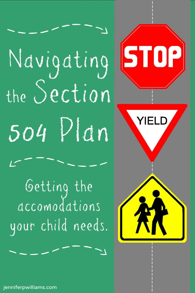what is a 504 plan, section 504 plan, americans with disabilities act, children with disabilities, learning disabilities, dyslexia, irlen syndrome, being a mom, parenting, children, school