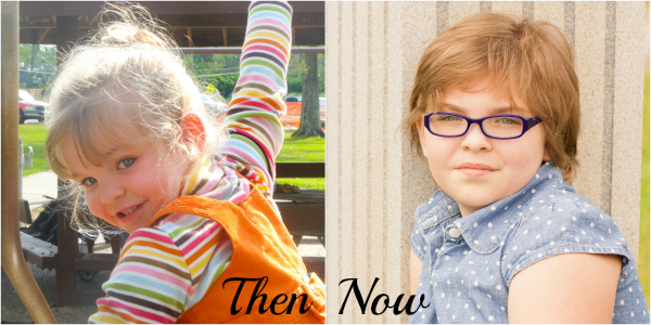 then and now photos, blogging, parenting, children, being a mom