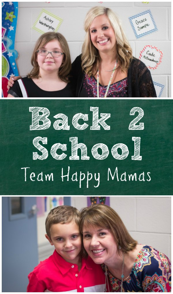 Back to School with Team Happy Mama