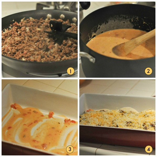 Momma Can Cook - King Ranch Casserole is easy to make.