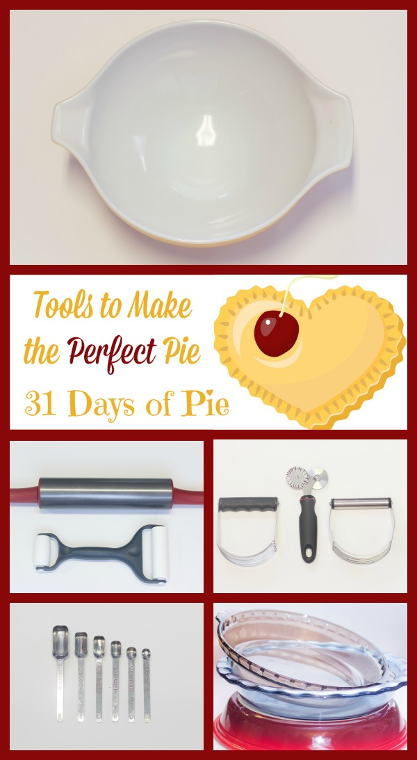 Pie is delicious and not that hard to make. You can make pie baking easy by using the right tools. Everything you need to make a delicious pie is covered in this post.