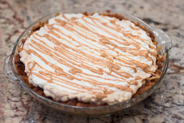 31 Days of Pie – Nutter Butter Peanut Butter Pie Recipe
