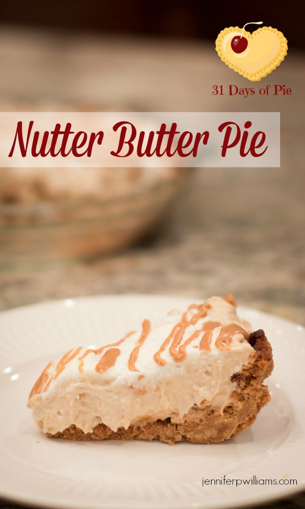 Nutter Butter- Peanut Butter Pie Recipe — Dishmaps