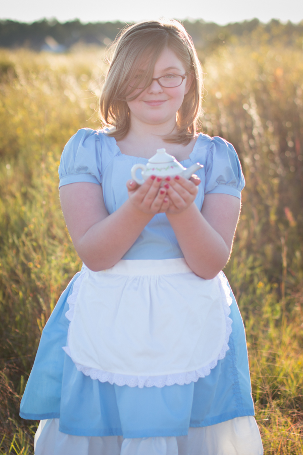 Halloween Costume - Alice in Wonderland