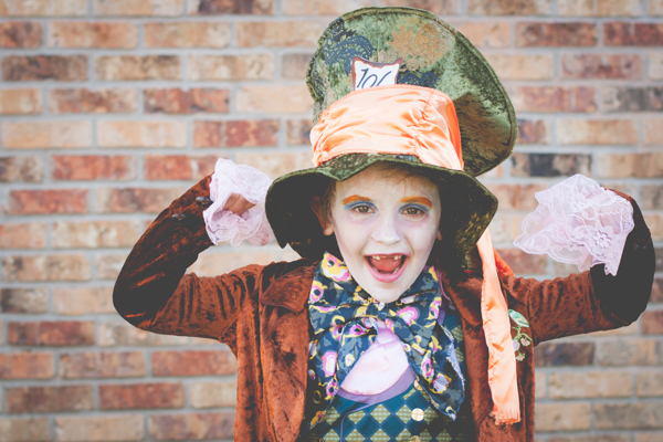 Halloween Costume - Mad Hatter