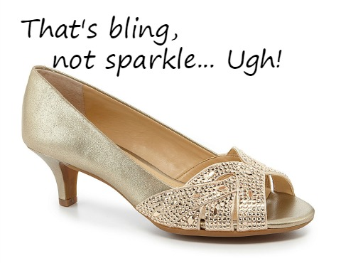 Shopping with a Tween - That's not sparkle. That's bling.