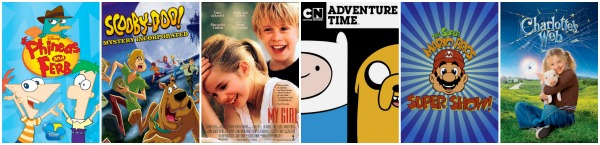 what to stream on netflix for big kids - november
