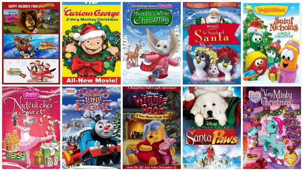 Great Christmas movies you can stream on Netflix for kids.