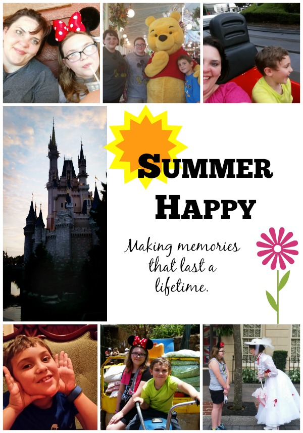 Summer Happy - Making Memories that Last a Lifetime with Your Kids