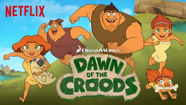 The Croods is one family that knows all about adventure.