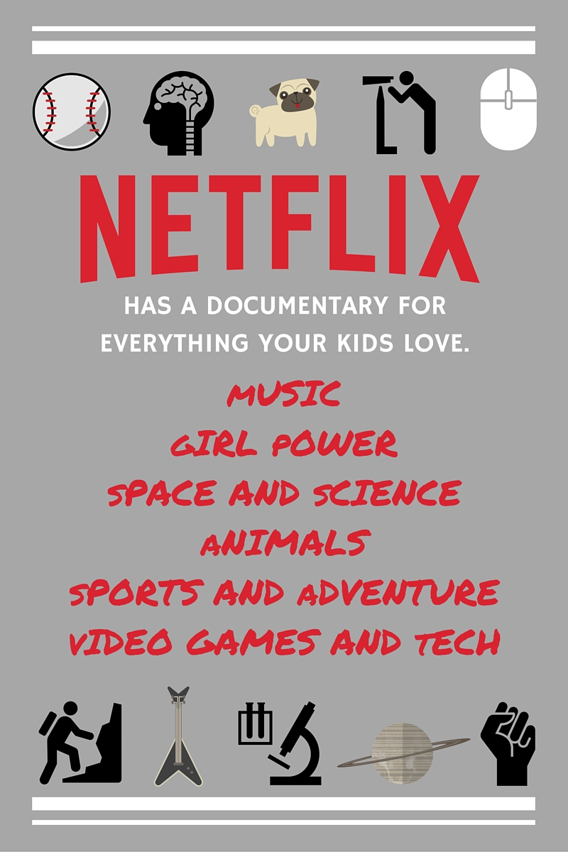 Find a Documentary on Netflix Streaming