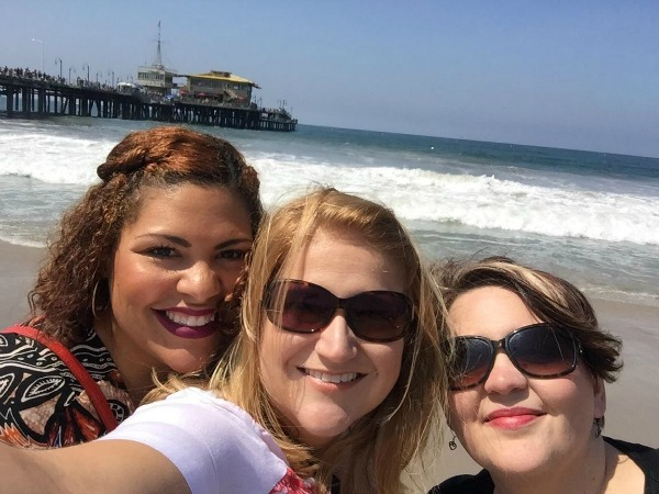 BlogHer16 - A Good Friend Braves the Pacific Ocean with You