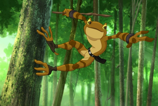 Check out this new series for kids on Netflix in September - Kulipari: An Army of Frogs